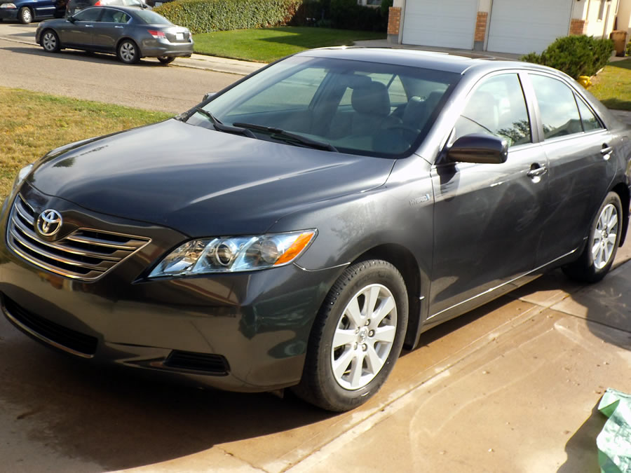 Toyota Camry - Current price contact the number above.