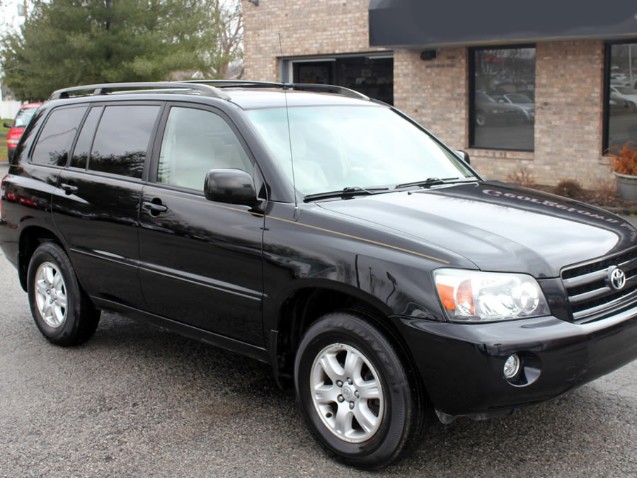 Toyota Highlander-Current price contact the number above.